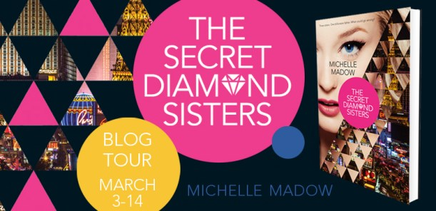Secret Diamond Sisters Tour Banner