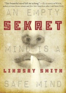 Sekret by Lindsay Smith | Good Books And Good WIne