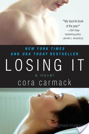 Allison: Losing It | Cora Carmack | Book Review