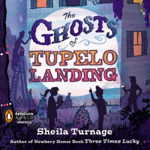 The Ghosts Of Tupelo Landing audiobook cover