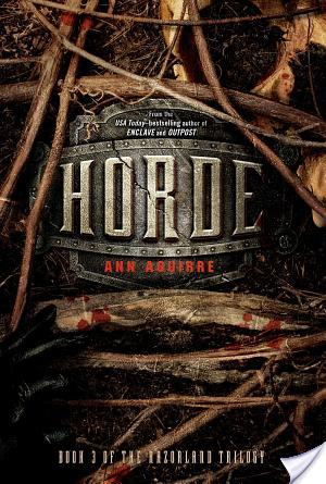 Horde by Ann Aguirre | Book Review