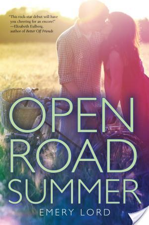 Allison: Open Road Summer | Emery Lord | Book Review