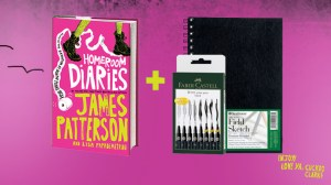 Homeroom Diaries Prize Set