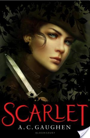 Scarlet by AC Gaughen | Book Review
