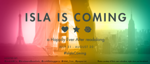 Isla Is (Coming) Here Blog Tour | Graphic Novels Recommended Reading