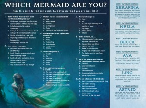 WhichMermaidAreYou