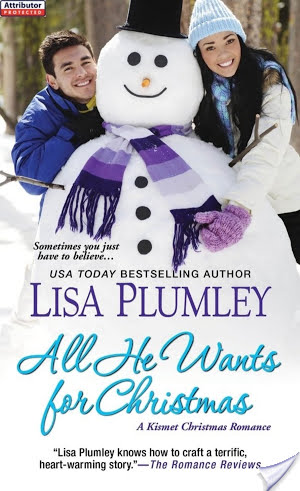 Allison: All He Wants For Christmas   Lisa Plumley   Book Review