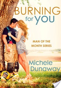 Allison: Burning For You | Michele Dunaway | Book Review
