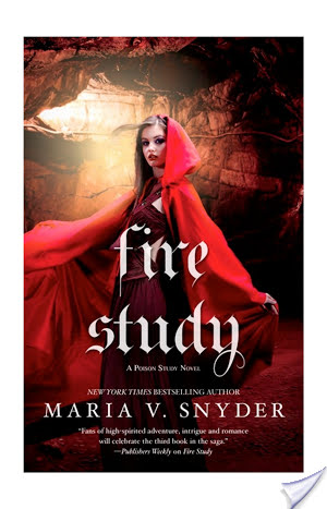 Fire Study by Maria V. Snyder | Book Review
