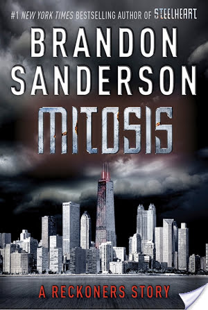 Mitosis by Brandon Sanderson | Audiobook Review