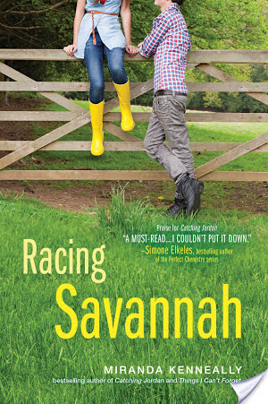 Racing Savannah by Miranda Kenneally | Book Review