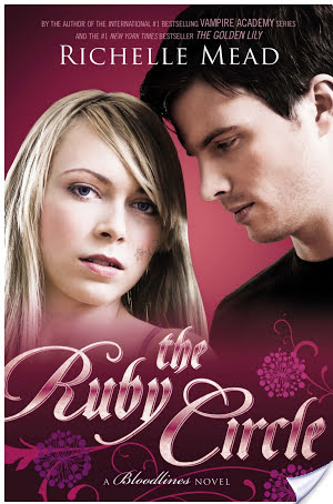 The Ruby Circle by Richelle Mead | Audiobook Review