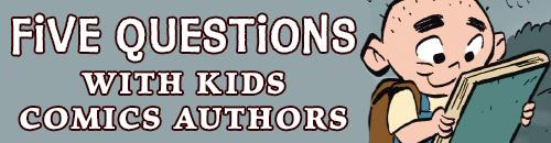 KidsComicQuestions TourBanner