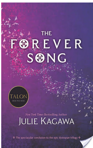 The Forever Song by Julie Kagawa | Book Review