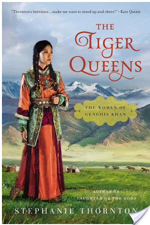 The Tiger Queens by Stephanie Thornton | Book Review