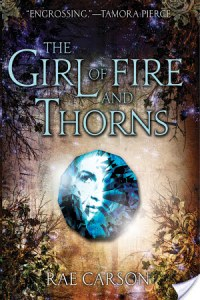 The Girl Of Fire And Thorns by Rae Carson Readalong | Chapters 1-11