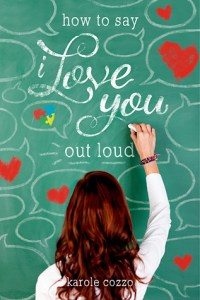 How To Say I Love You Out Loud Book Cover