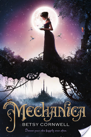 Mechanica by Betsy Cornwell | Book Review