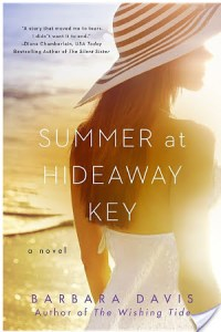 Summer At Hideaway Key by Barbara Davis | Book Review