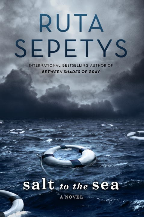 Salt To The Sea by Ruta Sepetys | Book Review