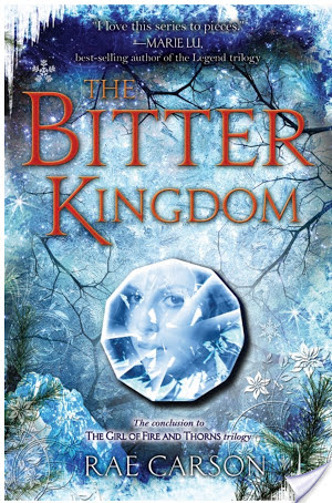 The Bitter Kingdom by Rae Carson | Readalong Chapters 1-28 #ReadingRae