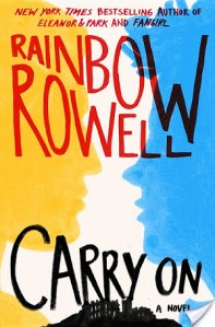 Carry On by Rainbow Rowell SIGNED Audiobook Giveaway
