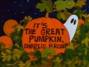 Thoughts I've Had Watching The Great Pumpkin | Peanuts Blog Tour