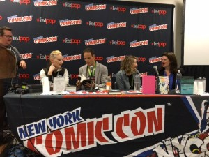 Cassie: NYCC – Let Me Hear You Scream Panel