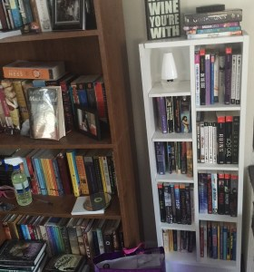 I Am In Need Of A KonMari Intervention For My Books