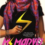 Basically Ms. Marvel vol 1: No Normal by G. Willow Wilson has turned me into a Kamala Khan fangirl. She's so awesome!