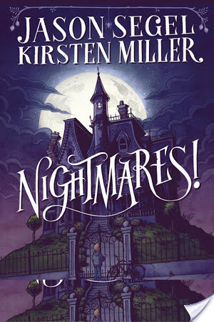 Nightmares! by Jason Segel and Kirsten Miller | Audiobook Review
