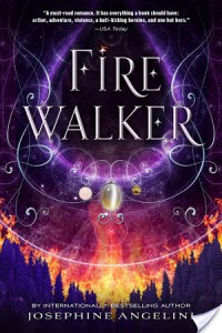 Firewalker by Josephine Angelini | Book Review