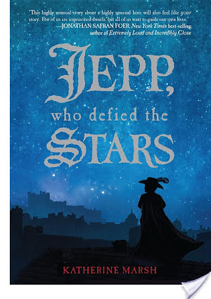 Jepp, Who Defied The Stars | Katherine Marsh | Book Review