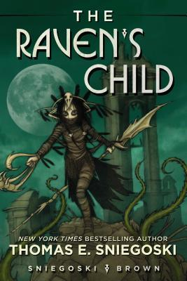 The Raven's Child by Thomas E. Sniegoski Illustrated by Tom Brown | Graphic Novel Review