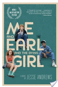 Me And Earl And The Dying Girl Jesse Andrews Book Review