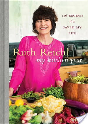My Kitchen Year: 136 Recipes That Saved My Life by Ruth Reichl | Audiobook Review