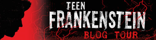 Teen-Frankenstein-Blog-Tour-Banner