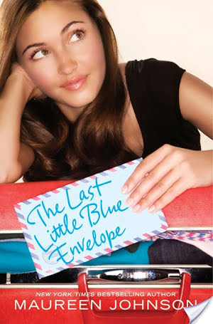 Book Review: The Last Little Blue Envelope by Maureen Johnson