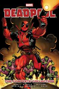 Cassie: Deadpool by Daniel Way Volume 1