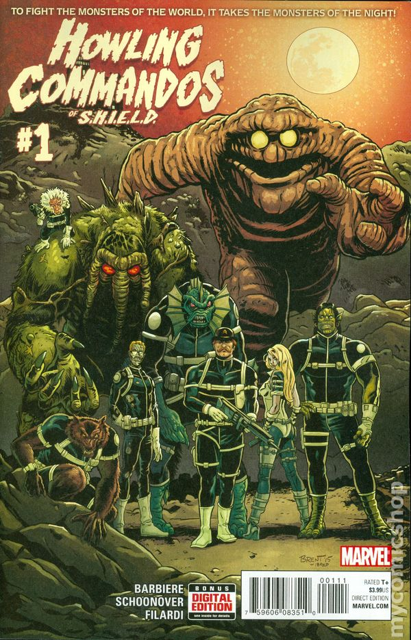 Howling Commandos of S.H.I.E.L.D.