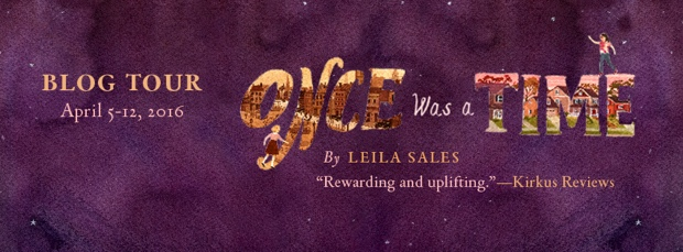 Once Was A Time Blog Tour