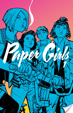 Paper Girls vol. 1 by Brian K. Vaughan | Book Review