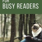 The Perfect Gift For Busy Readers