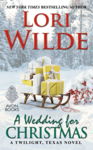 A Wedding For Christmas is the latest in Lori Wilde's Christmas themed books set in Twilight, Texas. Read my full book review by clicking here.