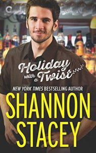 Holiday With A Twist by Shannon Stacey was pretty much what the doctor ordered to jump start my Christmas spirit. Read my full book review here.