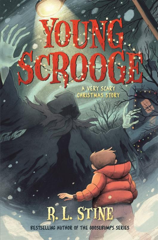 Young Scrooge by RL Stine | Book Review