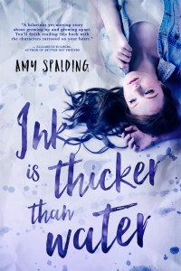 Ink Is Thicker Than Water is the third book I've read by Amy Spalding and yes, I quite enjoyed it. Click here for my complete review.