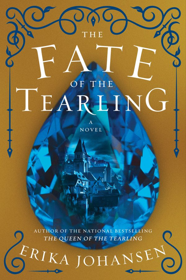 The Fate Of The Tearling by Erika Johansen | Book Review