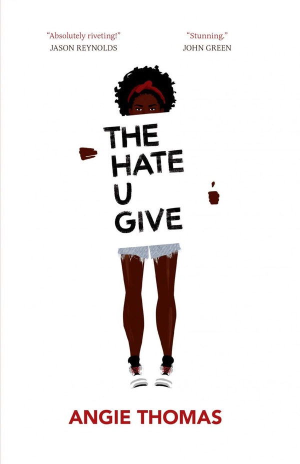 The Hate U Give by Angie Thomas | Book Review