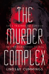 Lindsay Cummings's debut The Murder Complex is written with chapters that alternate between characters Meadow and Zephyr.